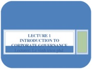 LECTURE 1_corporate governance