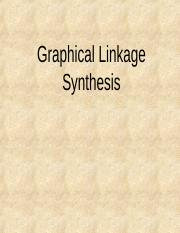 Graphical Linkage Synthesis Part 1-3.ppt