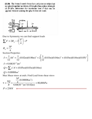 HW_10 Solutions
