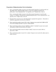 Preparation of Diphenylacetylene Post Lab Questions.pdf