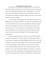 a discussion of faulkners destructive idyll essay Wwsóredes sóredes de proteção e telas de proteção em sp home empresa serviços | manutenção – instalação de redes proteção.