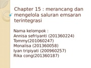 case Chapter 15