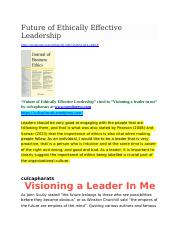 ETHICS-FEEL-cited at WordPress-Visioning a leader in me.docx