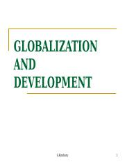 GLOBALIZATION AND DEVELOPMENT.ppt