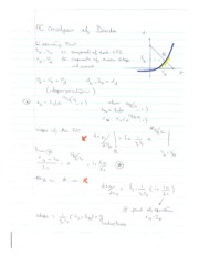 EE330 -diode notes