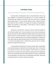 Learning's essay  copy.docx