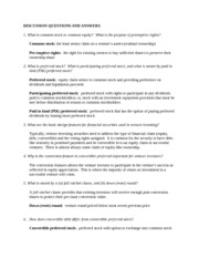 DISCUSSION QUESTIONS AND ANSWERS(4)