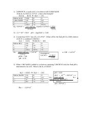 Titrations with weak A&B _Answers (2).doc