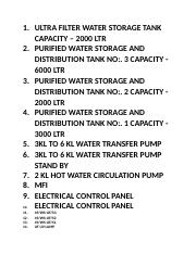 ULTRA FILTER WATER STORAGE TANK CAPACITY.docx