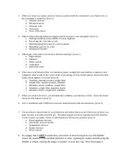 Sample Questions Nervous system and motor mechanisms.docx