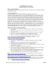 UU200 2014 - student notes - Capital Punishment and Deontology.pdf