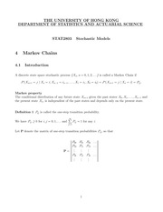 STAT2803 Chapter 4_1