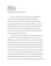 sociology paper #2
