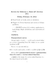 Math227_Midterm1_Review_2012