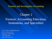 5Ed_CCH_Forensic_Investigative_Accounting_Ch02