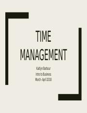 Time Management ITB.pptx