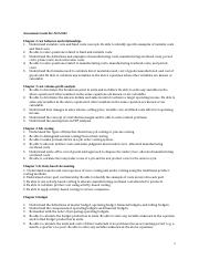 COURSE ASSESSMENT GOALS AND SAMPLE QUESTIONS - FALL 2016-3 (1).doc