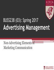Week13.2 Non-Advertising Elements in IMC(Bb)