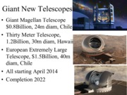 18Feb Chapter 5 Telescopes telescopes