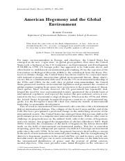 Falkner, R. (2005) American hegemony and the global environment.pdf