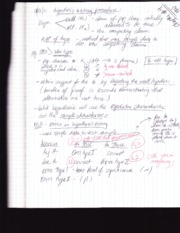 Stat 213 notes -hypothesis testing