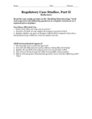 genentech case study