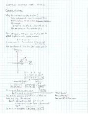 Complex Numbers Notes