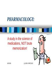 how to make drug cards for pharmacology