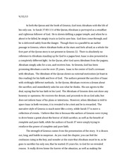 gilgamesh and genesis comparison essay After reading the flood story of gilgamesh and the flood story in genesis it is obvious that there is a relationship between the two if someone were to te.
