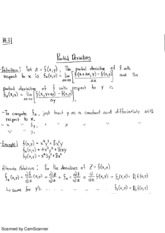 Calc 3 section 2 notes
