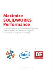 SolidWorks Performance