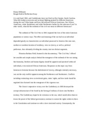 rough draft reflection essay