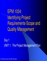 Unit 1-The Project Management Plan.pdf