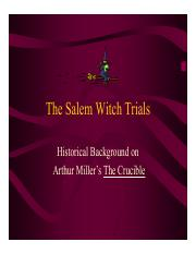 The Salem Witch Trials PowerPoint.pdf