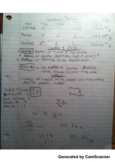 Subatomic Particles Notes