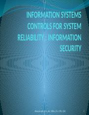 5_1 COBIT, INFORMATION SECURITY  CONTROL.pptx