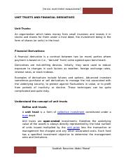 Unit_7_Unit_Trusts_and_Financial_Derivatives.doc