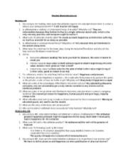 Review Sheet 3 PHIL 230 SP 11