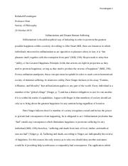 Utilitarianism and distance.docx