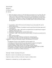 US- Study Guide- Terms and definitions