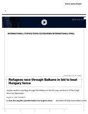 Refugees Race to Beat Hungary Fence _ Al Jazeera America.pdf