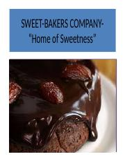 SWEET-BAKERS COMPANY-power point.pptx