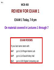 Exam 1 review S18 post.ppt