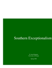 Southern_Exceptionalism