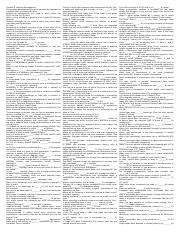exam 2 cheat sheet