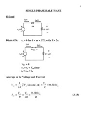3 - 1 - ece4200 notes31 uncontrolled rectifier