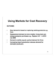 cost recovery 2