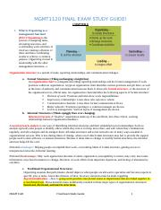 MGMT1120 FINAL EXAM STUDY GUIDE 2014 (1).docx