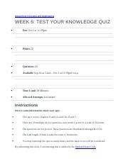 WEEK 5 TEST YOUR KNOWLEDGE QUIZ.docx