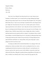 Final Essay-Gibbons